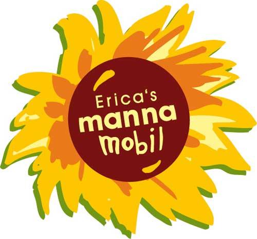 Logo Erica's Manna Mobil