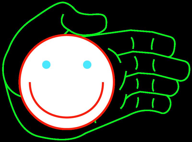 Logo Danke! - Stiftung Anne und Rainer Wrenger